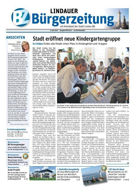 03.06.2017 Lindauer Bürgerzeitung