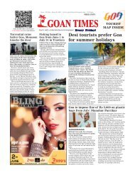 GoanTimes June 2nd 2017 Edition