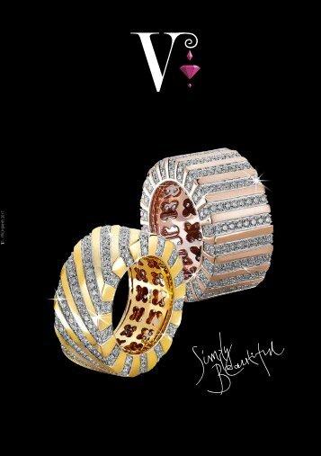 V Luxury Brands gold exklusiv