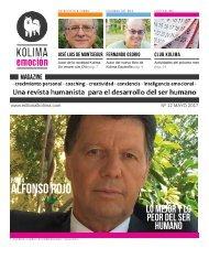 Revista Kolima emoción mayo 2017