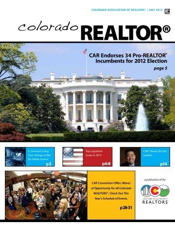 Colorado Association of Realtors