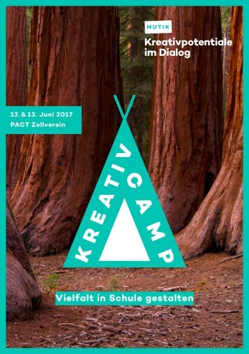 KreativCamp 2017 Programm
