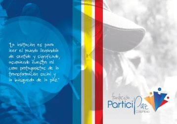 Broshure Participaz Colombia
