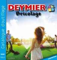 Catalogue printemps 2017