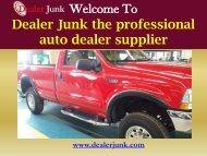 Automotive Dealer Supplies