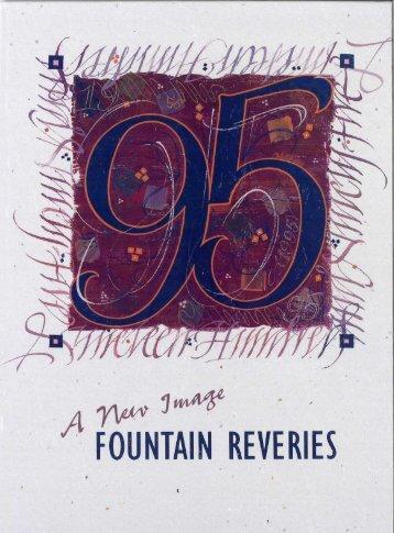 Georgia-Cumberland Academy - Fountain Reveries - 1995