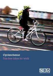 Cyclescheme Brochure 2015