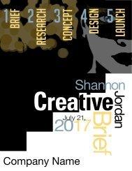 New Creative Brief copy