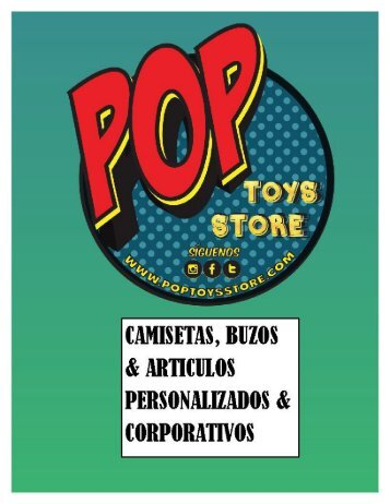 pop Toys store
