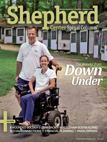 Download Issue in PDF Format - Shepherd Center's Spinal Column ...