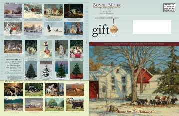 Home for the Holidays - Bonnie Mohr Studio