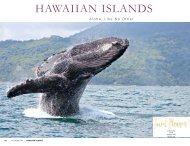 UnCruise - March 2018 Hawaii brochure
