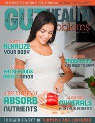 Gut Health Problems - June 2017