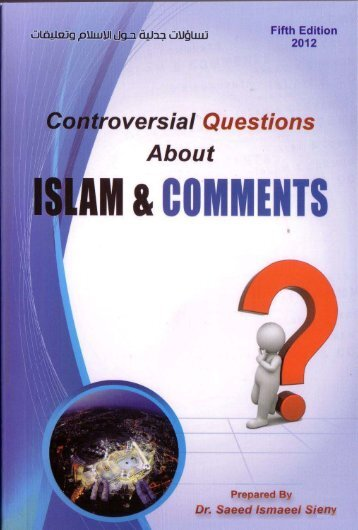 Controversial Questions about Islam