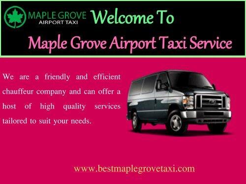 Airport Transfers in Minnesota