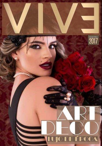 CATALOGO VIVE 3 - 2017