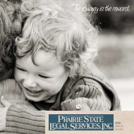 Prairie State Legal Services, In. 2006 Annual Report