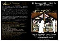 29. Dezember 2010 18.00 Uhr - More Moore
