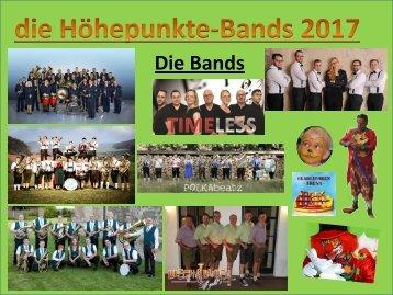 Zusammenfassung-die Bands
