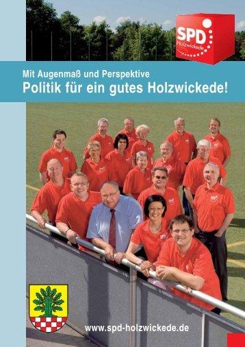 Politik für ein gutes Holzwickede! - mediaoffensiv
