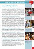 Politik für ein gutes Holzwickede! - mediaoffensiv - Page 5