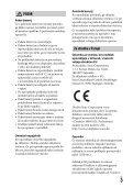 Sony ILCE-7SM2 - ILCE-7SM2 Mode d'emploi Slovénien - Page 3