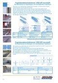 Aufkantungen - Abschalprofile - Köcherschalung - kettlein.de - Seite 2