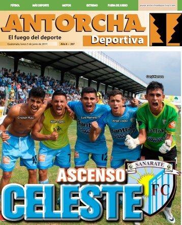 Antorcha Deportiva 267