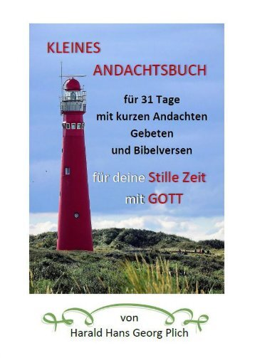 Kleines Andachtsbuch in Hardcover
