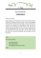 Kleines Andachtsbuch in Hardcover - Page 4