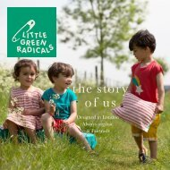 Little Green Radicals The Story Of Us