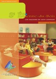 Vie associative - Saint-Etienne-du-Bois