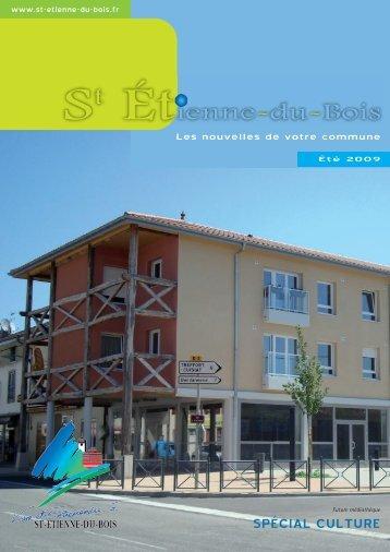Culture - Saint-Etienne-du-Bois