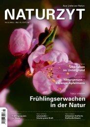 NATURZYT Magazin, Ausgabe 8, März 2015