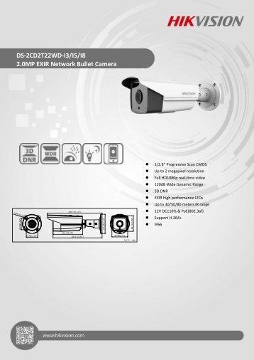 DS-2CD2T22WD-I5 (4mm,6mm)