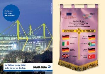 Der SIGNAL IDUNA PARK. Mehr als nur ein Stadion. - Ruhr-Cup ...