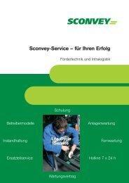 SCONVEY Service - Sconvey GmbH