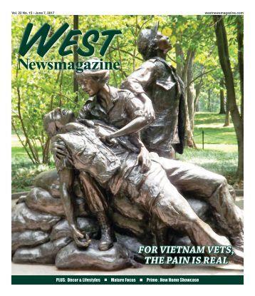 West Newsmagazine 6-7-17