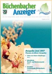 Juni 2017 - Büchenbacher Anzeiger
