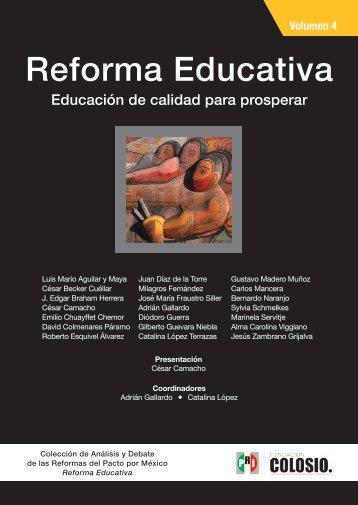 4 Reforma Educativa
