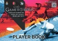 Curìf 2017 - player book