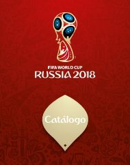 catálogo FIFA 2018