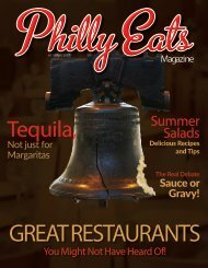 Philly Eats Magazine_First Edition 2017