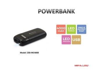 Powerbank Catalogue2