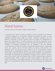 haed harina