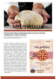 pizza fermentada