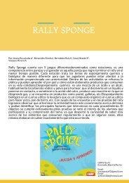 rally sponge