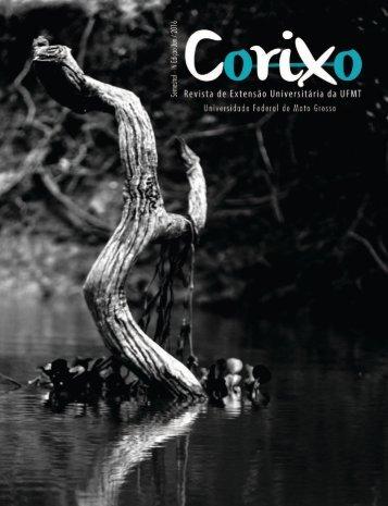 IV Edição Revista Corixo de Extensão Universitária