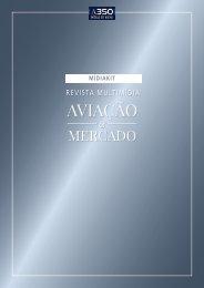 MIDIA KIT 2017 - AVIAÇÃO E MERCADO