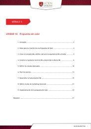 Lectura obligatoria 10 - Propuesta de valor